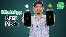 How To Use WhatsApp Dark Mode On Android And iPhone