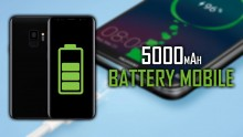 Best 5000mAh Battery Phones Under Rs. 10000 in India