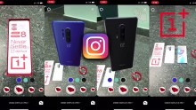 Oneplus 8, Oneplus 8 Pro Virtual Unboxing Video Using Instagram