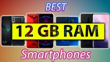 Best 12GB RAM Mobiles to Buy in India Under Rs. 40,000
