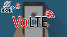 How To Get VoLte Services From BSNL
