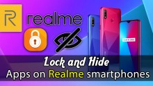 How to Hide Apps on Realme Devices