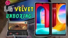 LG Velvet Dual Screen Unboxing & First Impressions: Most Interesting Smartphone In Under Rs. 50,000