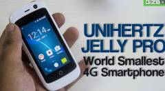 Unihertz Jelly Pro Unboxing and First Impressions
