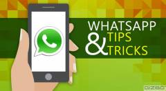 WhatsApp: Tricks to Change WhatsApp Message Font Style - GIZBOT