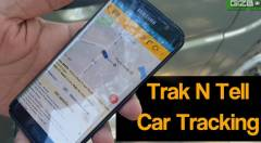 Trak N Tell: Car Tracking and Safety Device