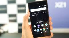 Sony Xperia XZ1 First Impression