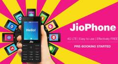 Reliance Jio Phone first impressions: Features, pros and cons