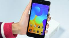 Micromax Bharat 5 First Impressions: Big battery is the highlight feature