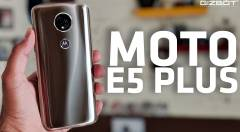 Moto E5 Plus: 5,000 mAh battery and dedicated microSD card are the highlights