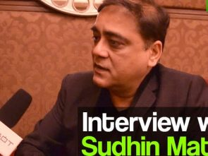 Interview with Sudhin Mathur