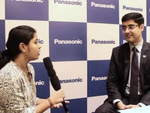 Interview with Mr. Manish Sharma. CEO of Panasonic India