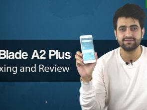 ZTE Blade A2 Plus Unboxing and Review