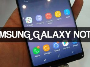 Samsung Galaxy Note 8 First Impressions