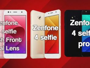 Asus Zenfone 4 Selfie Series First Impression