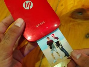 HP Sprocket First Impressions