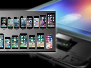 The Evolution of iPhone Display
