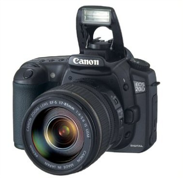 Canon EOS 20D Photos