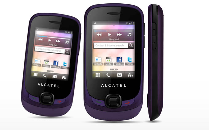 Alcatel OT-602 Photos