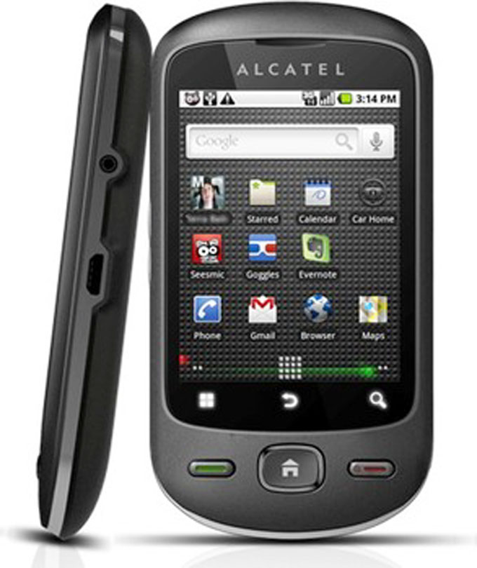 Alcatel OT-908 Photos