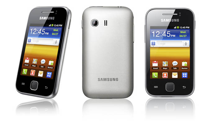 Samsung Galaxy Y Photos