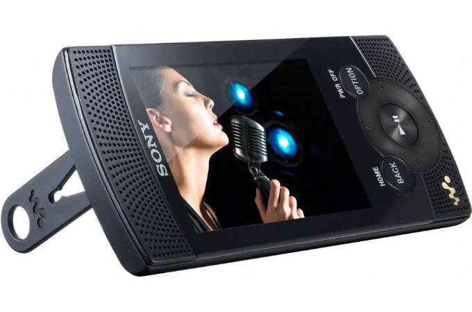 Sony Digital Music Gadgets Photos