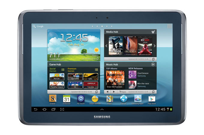 Gallery: Samsung Galaxy Tablets Lists Photos