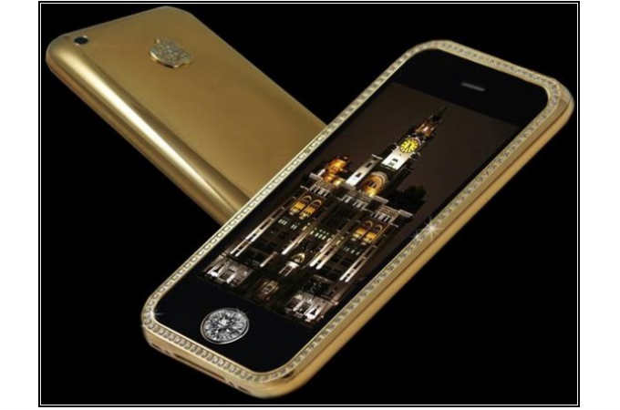 Luxury smartphones 2012 Photos