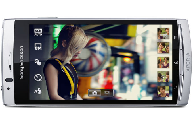 Gallery: Sony Smartphones List Photos