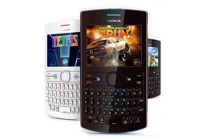 Nokia Asha 205 Photos