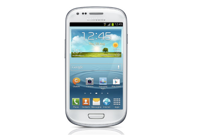 Samsung Galaxy S3 Mini Smartphone Photos