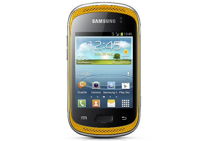 Samsung Galaxy Music S6010 Photos