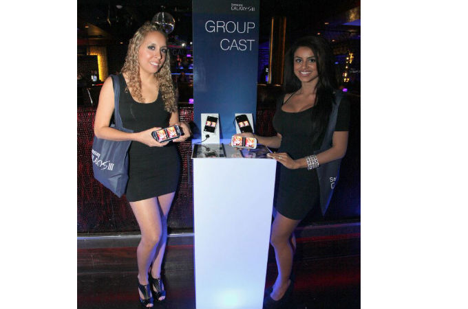 Samsung Galaxy S III Customer Events II Photos