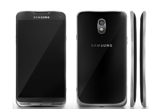 Samsung Galaxy S4 Concept  Photos