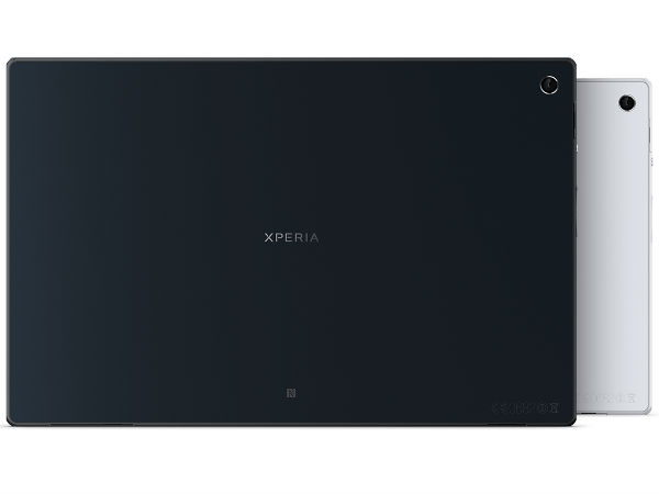 Sony Xperia Z Tablet Photos