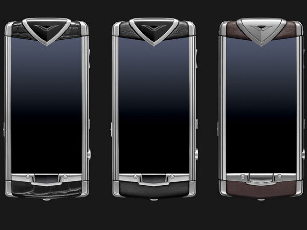VERTU Luxury Smartphones Photos