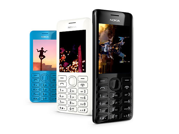 Nokia 206 Images [HD]: Photo Gallery of Nokia 206 - Gizbot