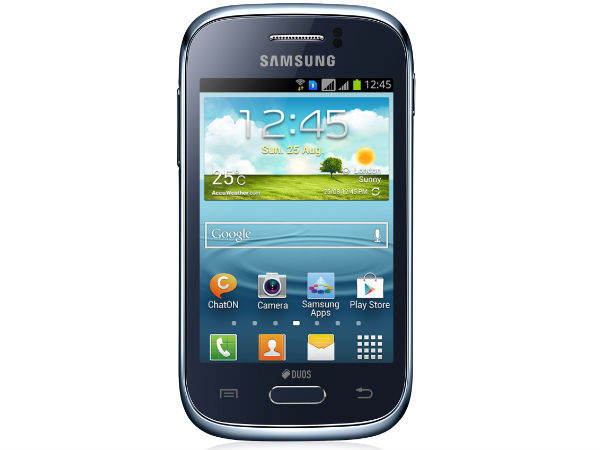 Samsung Galaxy Young S6312 Photos