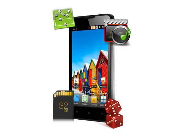 Micromax 72 Canvas VIVA Photos