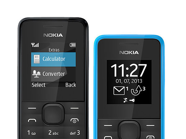 Nokia 105 Photos