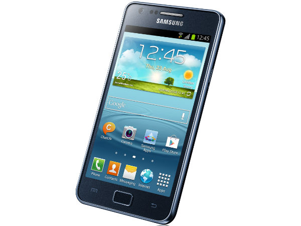 Samsung Galaxy S2 Plus I9105 Photos