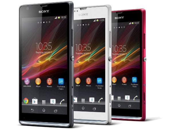 Sony Xperia SP Photos