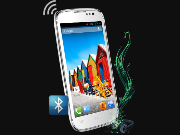 Micromax Canvas Music A88 Photos