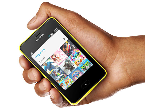 Nokia Asha 501 Photos