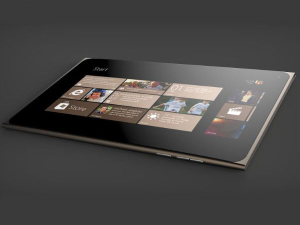 Concept Nokia Tablets Photos