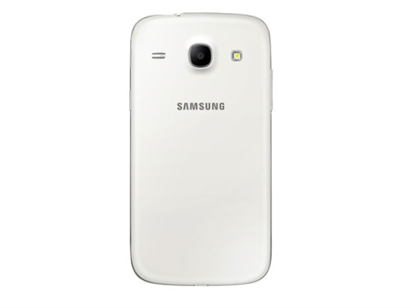 Samsung Galaxy Core Duos I8262 Photos