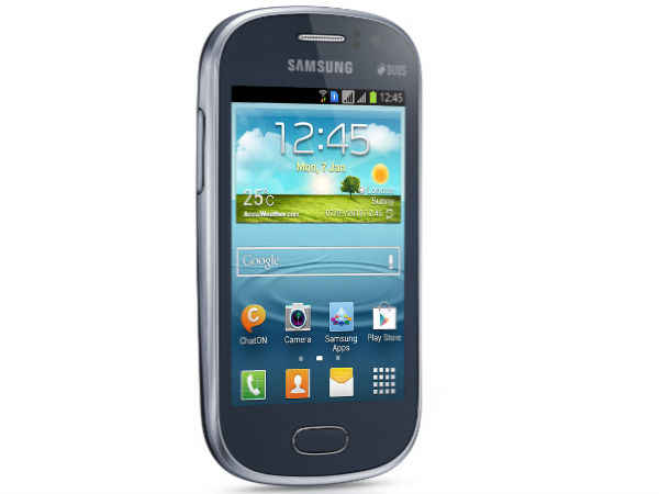 Samsung Galaxy Fame S6812 Photos
