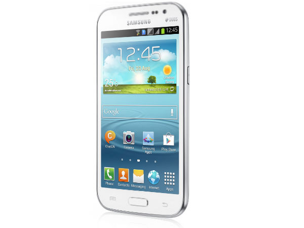 Samsung Galaxy Win I8550 Photos