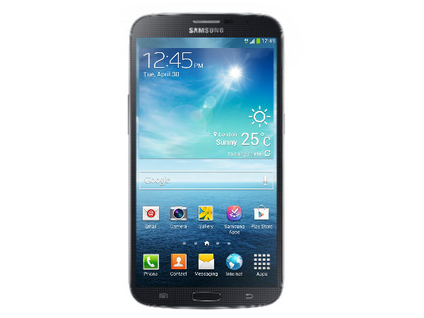 Samsung Galaxy Mega 6.3 I9200 Photos