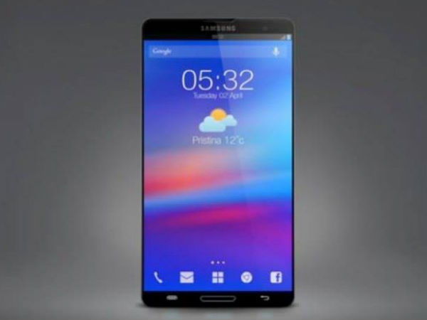 Samsung Galaxy S5 Concept  Photos